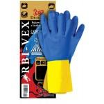 Rękawice gum. RBI-VEX 10