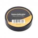 Taśma izol.czarna 15mm/10m/0.19mm