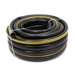 Wąż ogrodowy czar/zółty (wzm)LUX 1`  50m