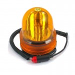 Lampa ostrzegawcza KOGUT 12V pomarańczow