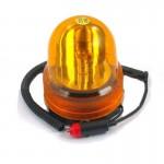 Lampa ostrzegawcza KOGUT 24V pomarańczow