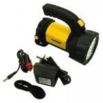 Latarka LED TS-1105 dwufunkcyjna z akumu