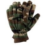 Rękawice polarowe MORO -10-