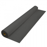Agrowłóknina czarna 1.1m x50m  70g/m